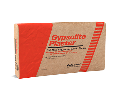 Gold Bond® Gypsolite® Plaster