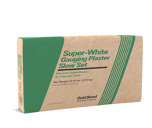 Gold Bond® Super-White Gauging Plaster Slow Set