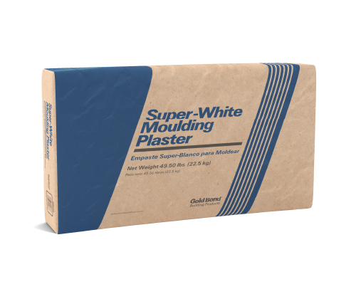Gold Bond® Super-White Moulding Plaster