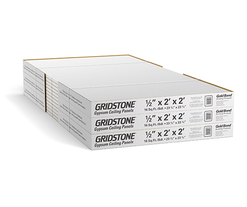 Gold Bond® Gridstone® Gypsum Ceiling Panels