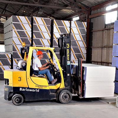 Handling & Storage of Gypsum Board