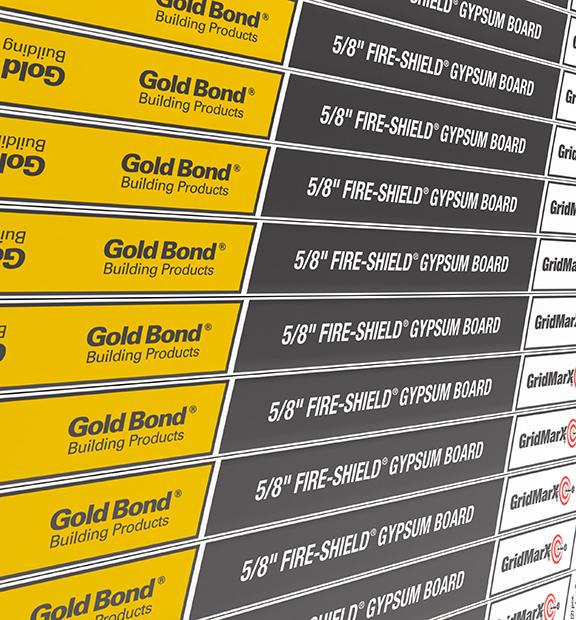 Why gold bond endtapes