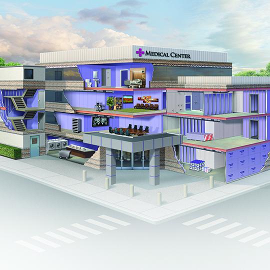HOSPITAL Interior20130913