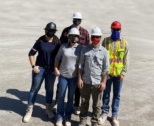 Winkelman Quarry Hosts University of Arizona Students image