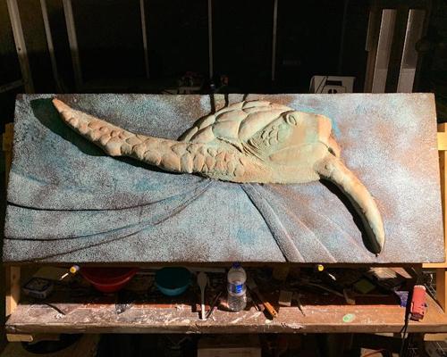 Florida Artist Uses ProForm® to Create Unique Sculptures image