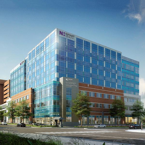 PP Novant Health Heart and Cancer Center 600x600