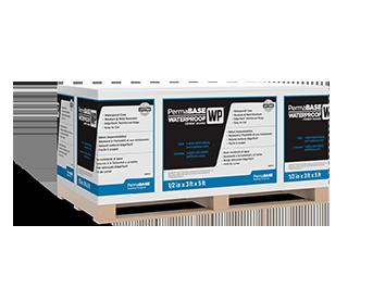PermaBASE WP™ Waterproof Cement Board