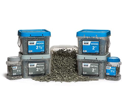 PermaBASE™ Cement Board Screws