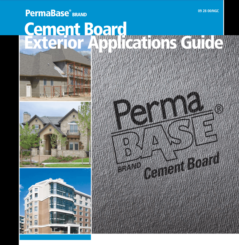PermaBASE Exterior Applications Guide