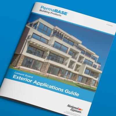 Exterior Applications Installation Guide