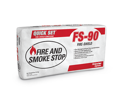 ProForm® Quick Set™ Fire and Smoke Stop 90 Setting Compound