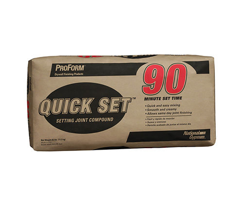ProForm® Quick Set™ Setting Compound
