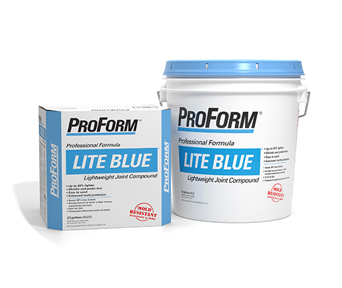 ProForm® Lite Blue™ Joint Compound