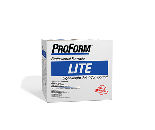 ProForm® Lite Joint Compound