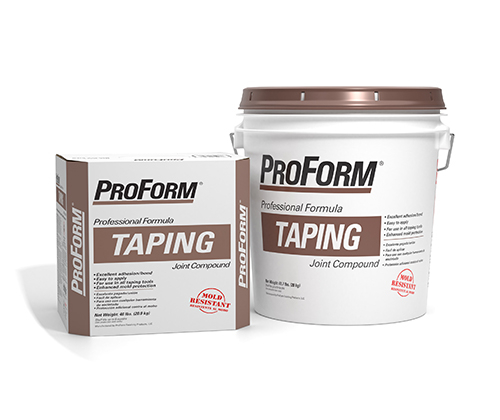ProForm® Taping Joint Compound