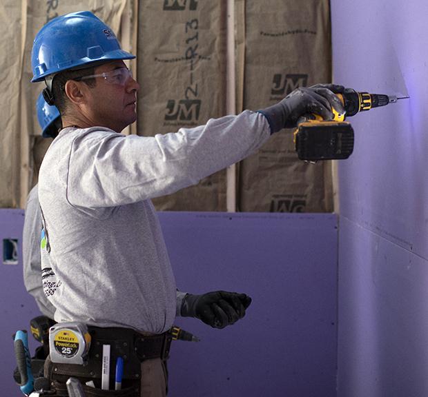 Homepage contractors