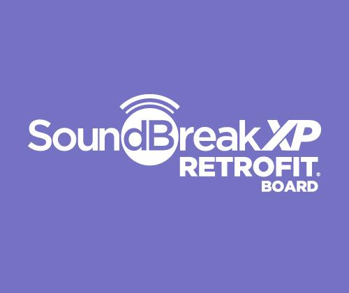PURPLE SoundBreak XP Retrofit® Board