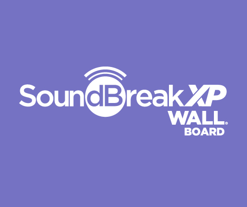 PURPLE SoundBreak XP Wall® Board